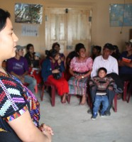 Notes from the Horizon: Empowering artisan moms & gender equality in Chajul